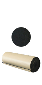 Amazon.com: uxcell tapete amortiguador de aislamiento a ...