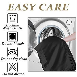 black easy care
