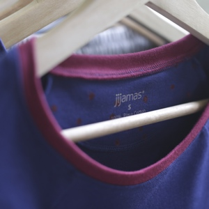Made with the same Pima cotton used in high-end pajamas for newborn babies.