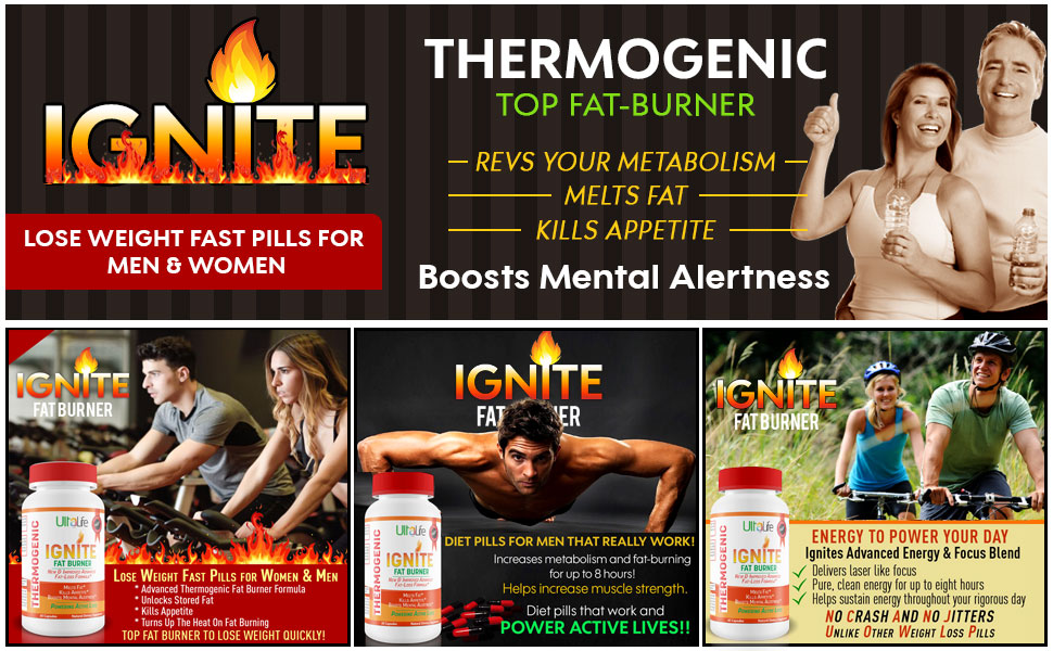 Amazon Com Ignite S 60 Day Fat Burning Weight Loss Diet