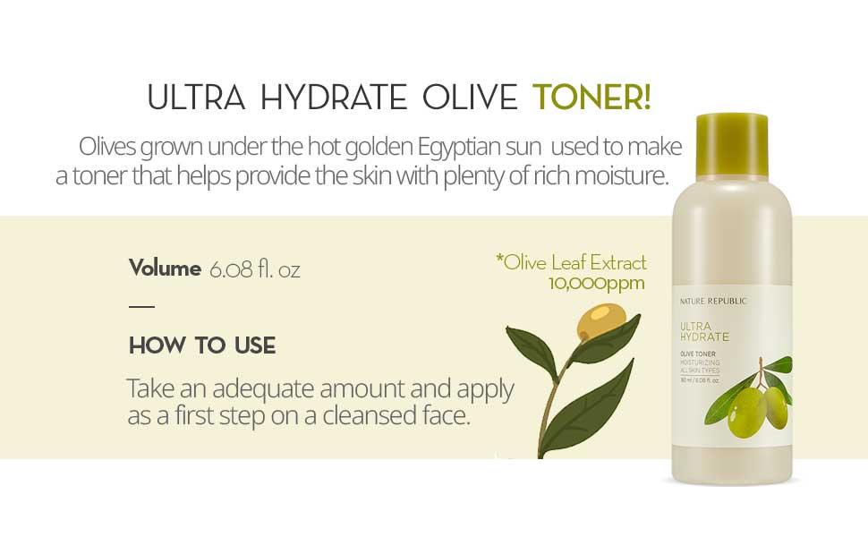 olive toner
