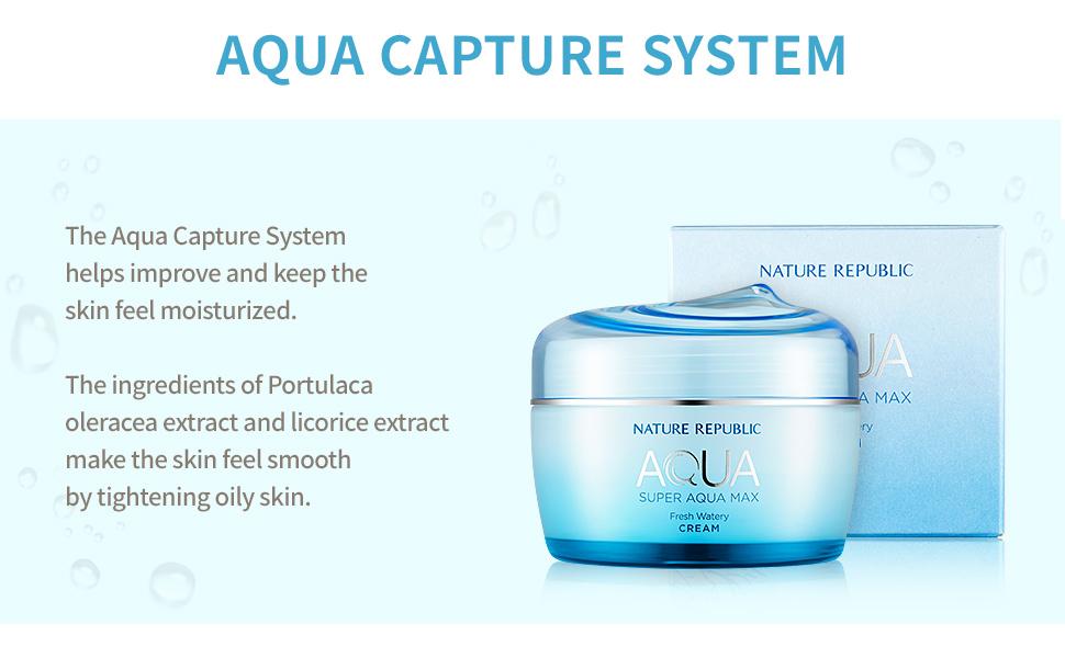 aqua capture system