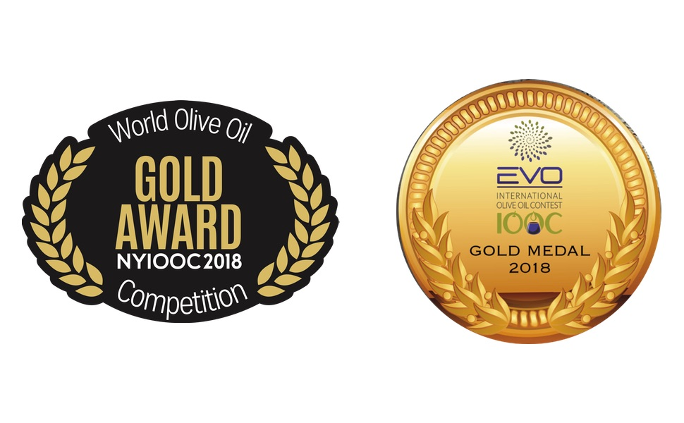 world olive oil competition gold award nyiooc 2018 evo gold metal