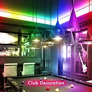 Music led strip lights 66ft2m 5v usb powered light strip 5050 rgb strip lights can be used in many other areas another way to use these led strips in your house is to add some light to dark places mozeypictures Image collections