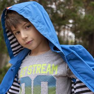 873e3bd0b Amazon.com  Hiheart Boys Girls Waterproof Hooded Jackets Cotton ...