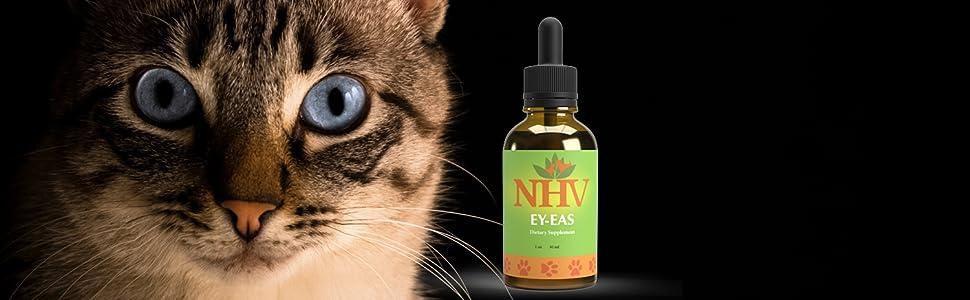 Amazon.com: nhv EY EAS – Natural Ojo gotas para perros ...