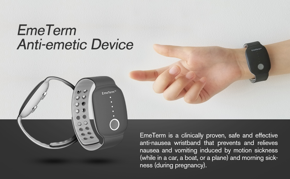 EmeTerm Anti-emetic Device