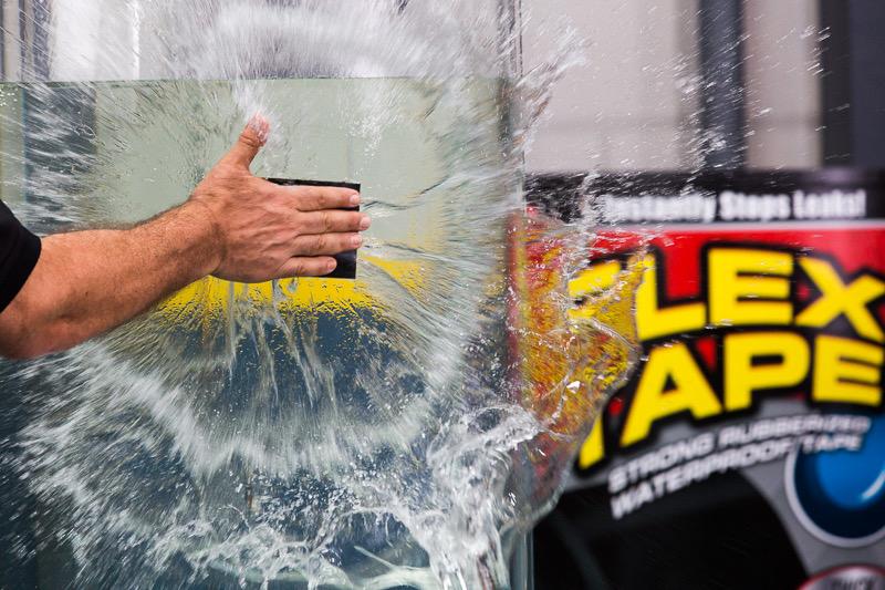 Flex Tape Rubberized Waterproof Tape 8 Inches X 5 Feet