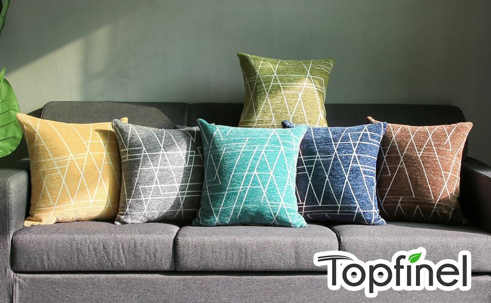 Top Finel Outdoor Pillows