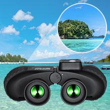 HD binoculars