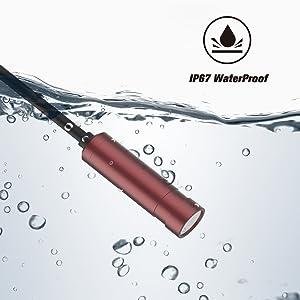 waterproof endoscope