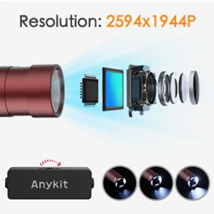5.0 MP endoscope