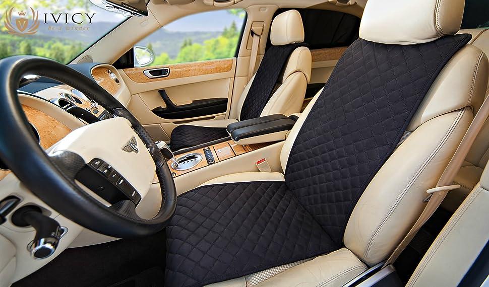 Amazon Unique Car Seat Cover Bonus Universal Protector