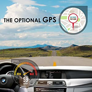 Optional GPS