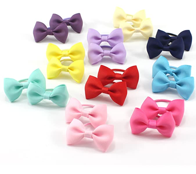 Accessories Girls Hair Accessories Elastic Hair Ties Bands Band Bow Ball Plush Headband Cute Ribbon Hairbands Ring Rope Kids Hairband Carefully Selected Materials Mother & Kids