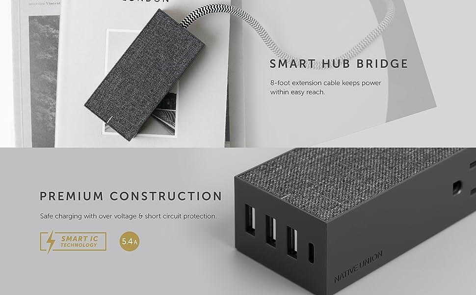 native union smart hub bridge