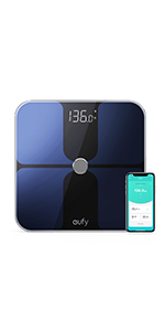 Amazon.com: eufy Smart Scale with Bluetooth, Body Fat Scale ...