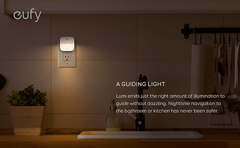 The Compact And Automatic Night Light : night light for bathroom - azcodes.com