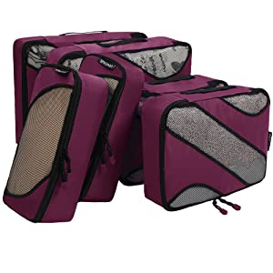Image result for bagail packing cubes amazon