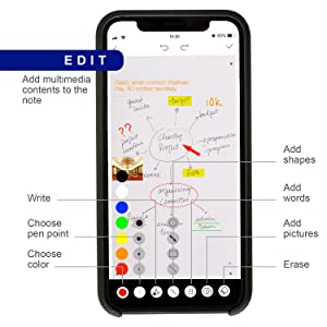 smart notebook reusable