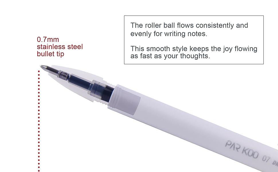 writing pens