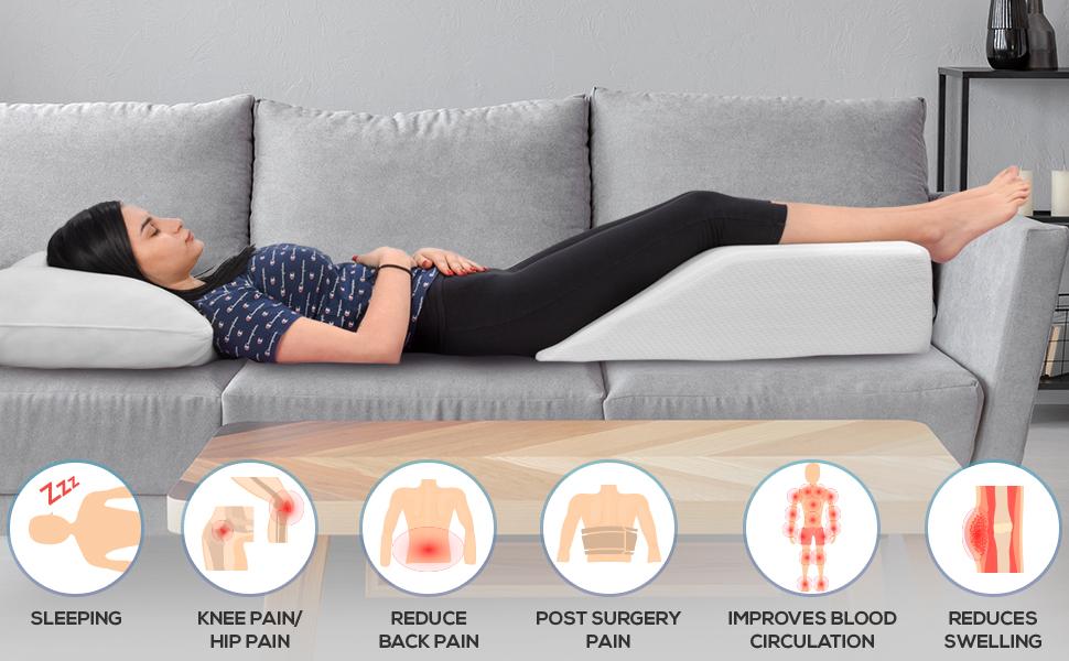 leg elevation pillow