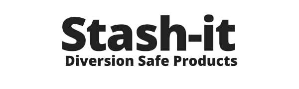 Stash-it Diversion Safe