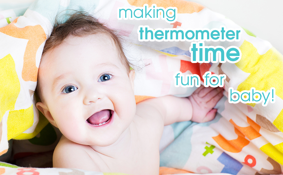 kid thermometer, child thermometer, oral rectal armpit underarm thermometer