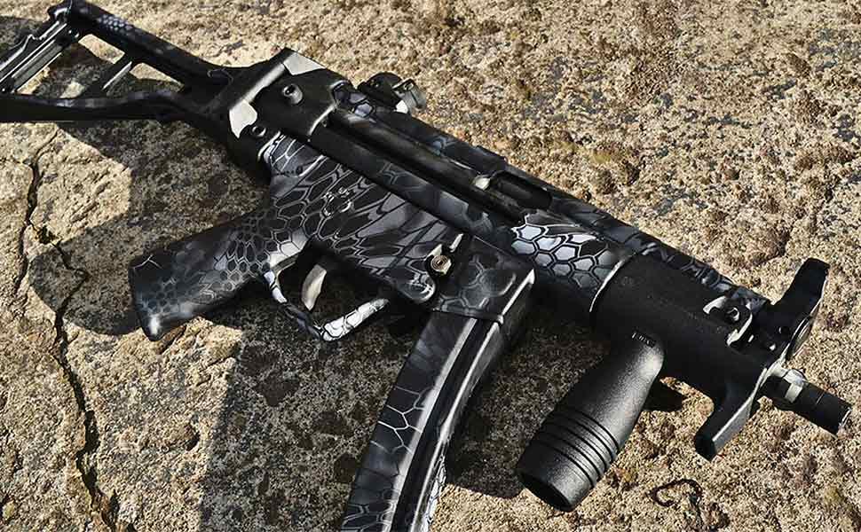 amazon com gunskins tactical gear skin camouflage kit diy vinyl