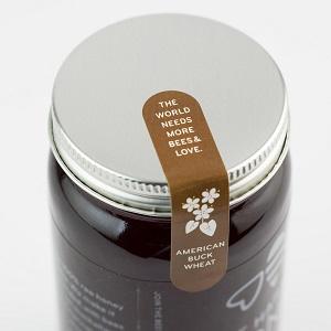 American Raw Buckwheat Honey