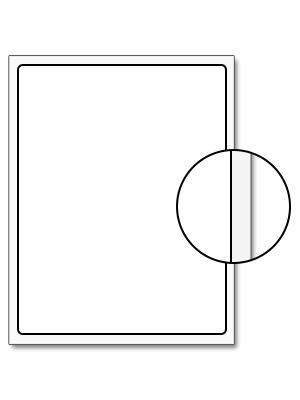 full sheet labels