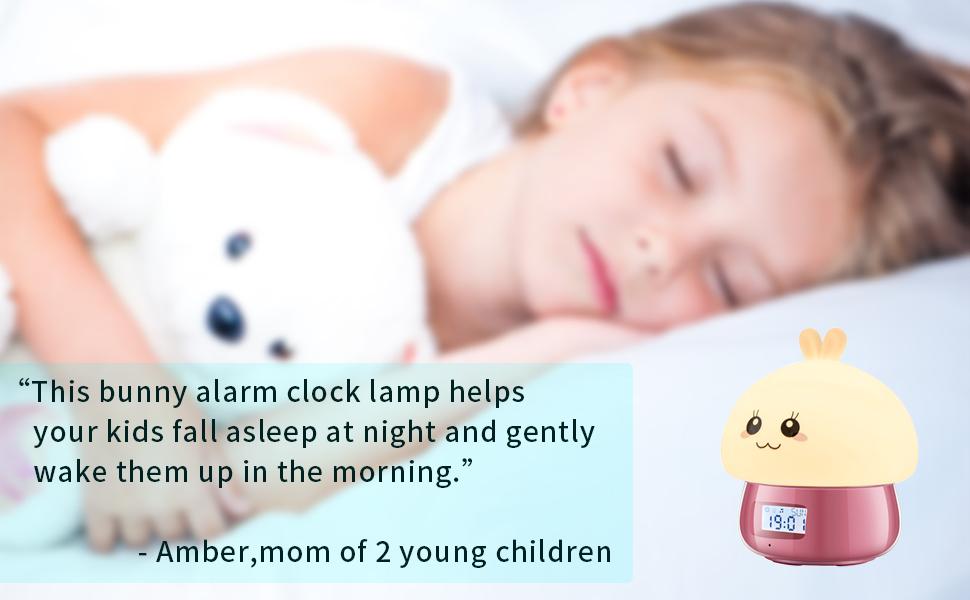 alarm clocks for girls