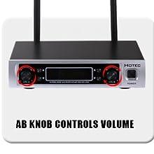 Individual volume control