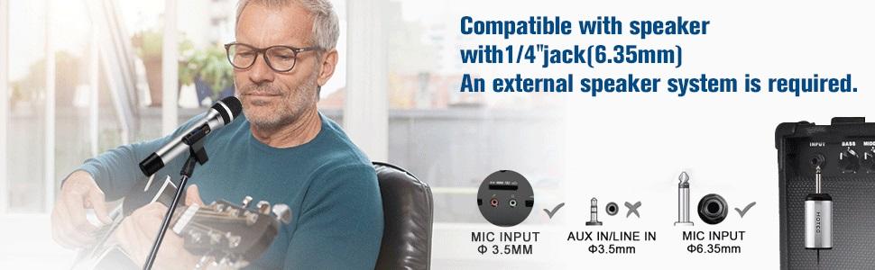 Hotec Wireless Microphones