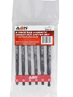 pictured in ABN packaging