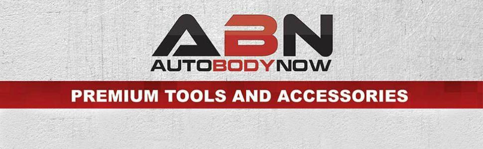 ABN AutoBodyNow premium tools and accessories