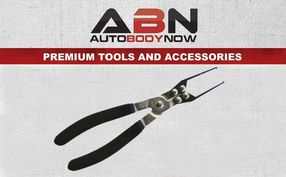 11.5 Inch Metal Auto Fuse Puller Tool Relay Pliers ABNRelay Puller Pliers