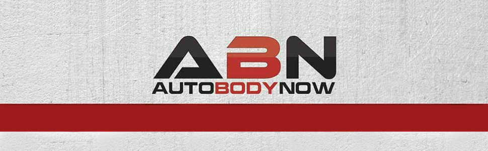 ABN Auto Body Now logo banner