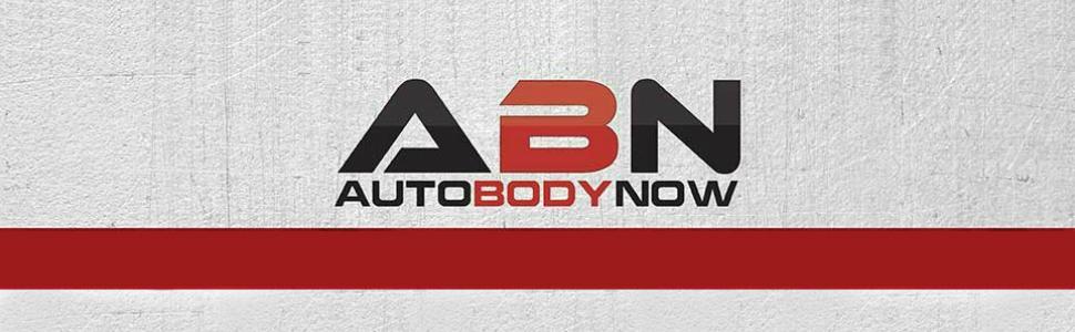 ABN (Auto Body Now) logo banner image