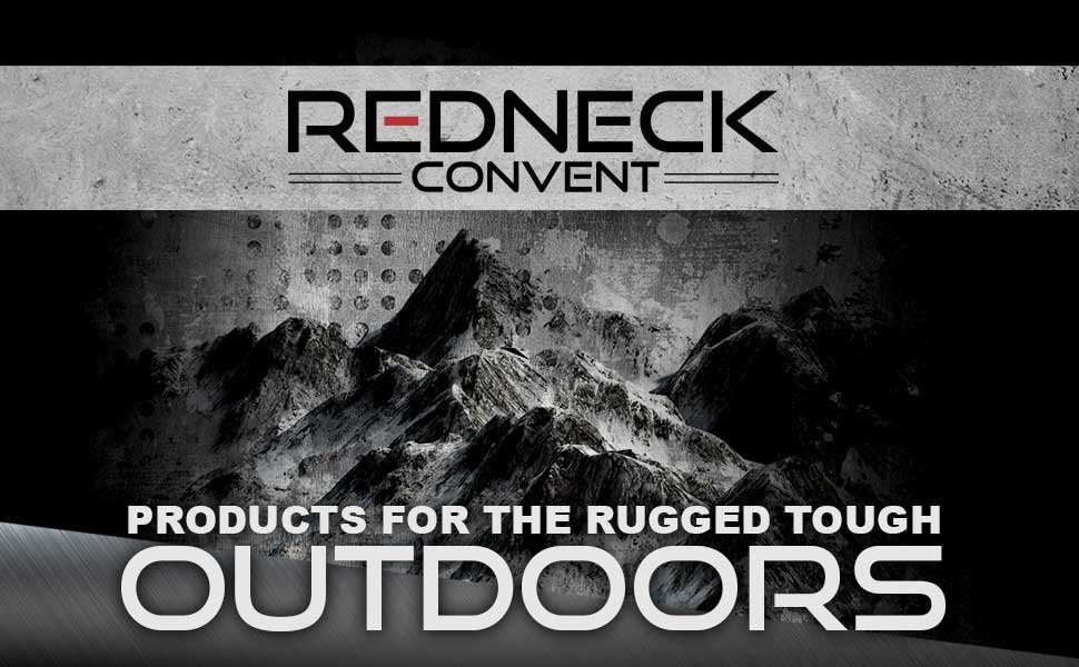Redneck Convent - Products for the rugged tough outdoors - Image banner