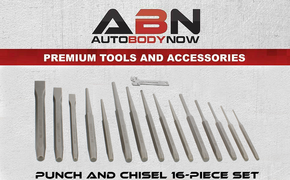 Abn Power Punch Heavy Duty Hole Punch Set Metal Hole Punch Heavy