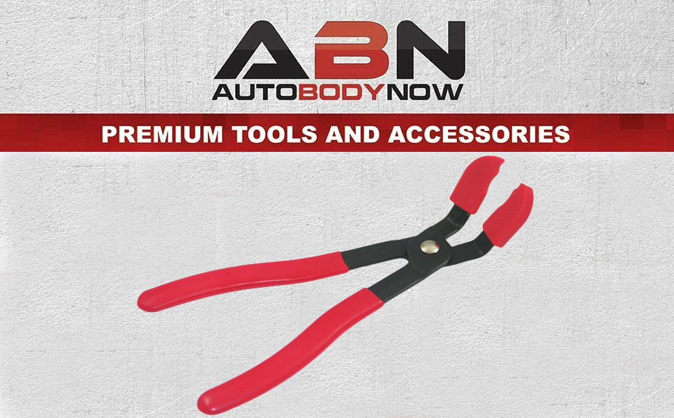 ABN Offset Insulated Spark Plug Puller Tool for Spark Plug Boot and Wire Removal