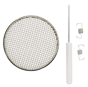 ABN RV Water Heater Vent Cover Replacement /& Install Tool 7.4in x 9.75in x 1.6in Camper Trailer Bug Insect Screen