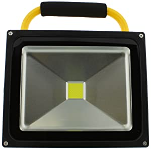 30W 2700LM Portable Flood Light ABNRechargeable LED Work Light Closeout