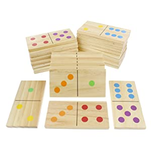 Picture of all dominoes