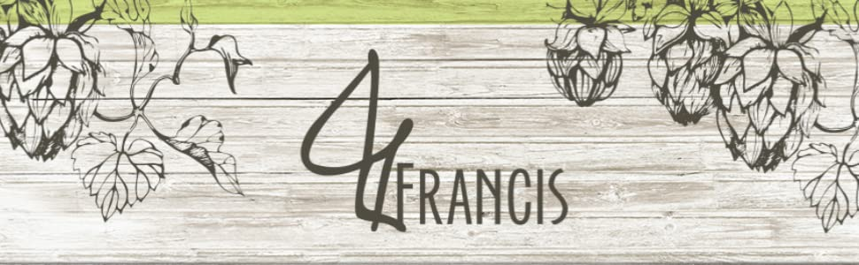 Picture of G. Francis logo banner