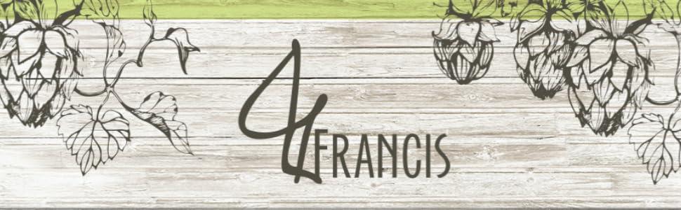 G. Francis logo banner