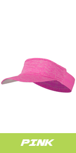 women's golf visor