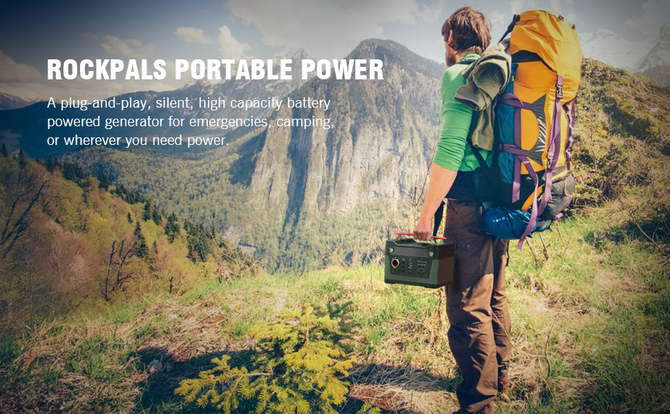 camping power