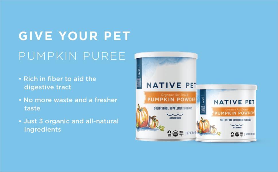 firm up pumpkin fiber supplement for dogs